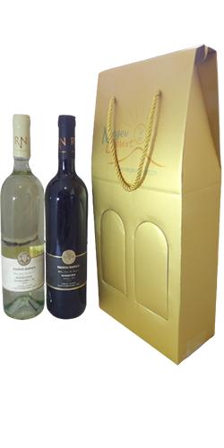 Coffret cadeau double masada vin casher cacher Israel geneve suisse