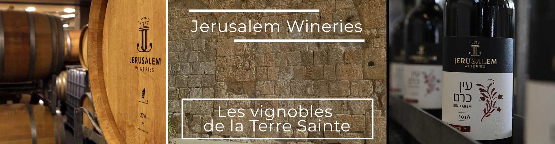 Negev Desert JERUSALEM WINERIES- Vins & Epicerie Fine casher/cacher d'Israël à Genève en Suisse - Negev Desert