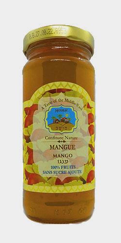 Moshav confiture mango-Israeli-kosher-food-online-store-geneva-switzerland